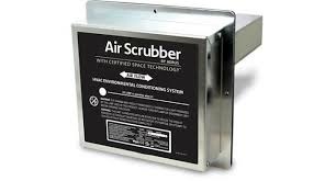 HVAC Air Scrubber