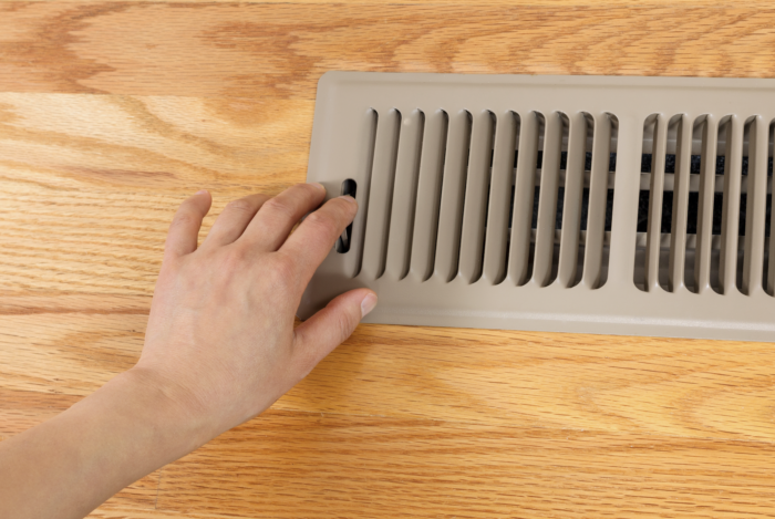 HVAC Air Vent