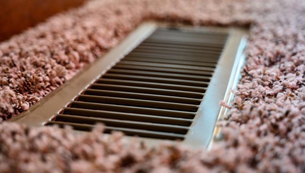 HVAC Floor Vent